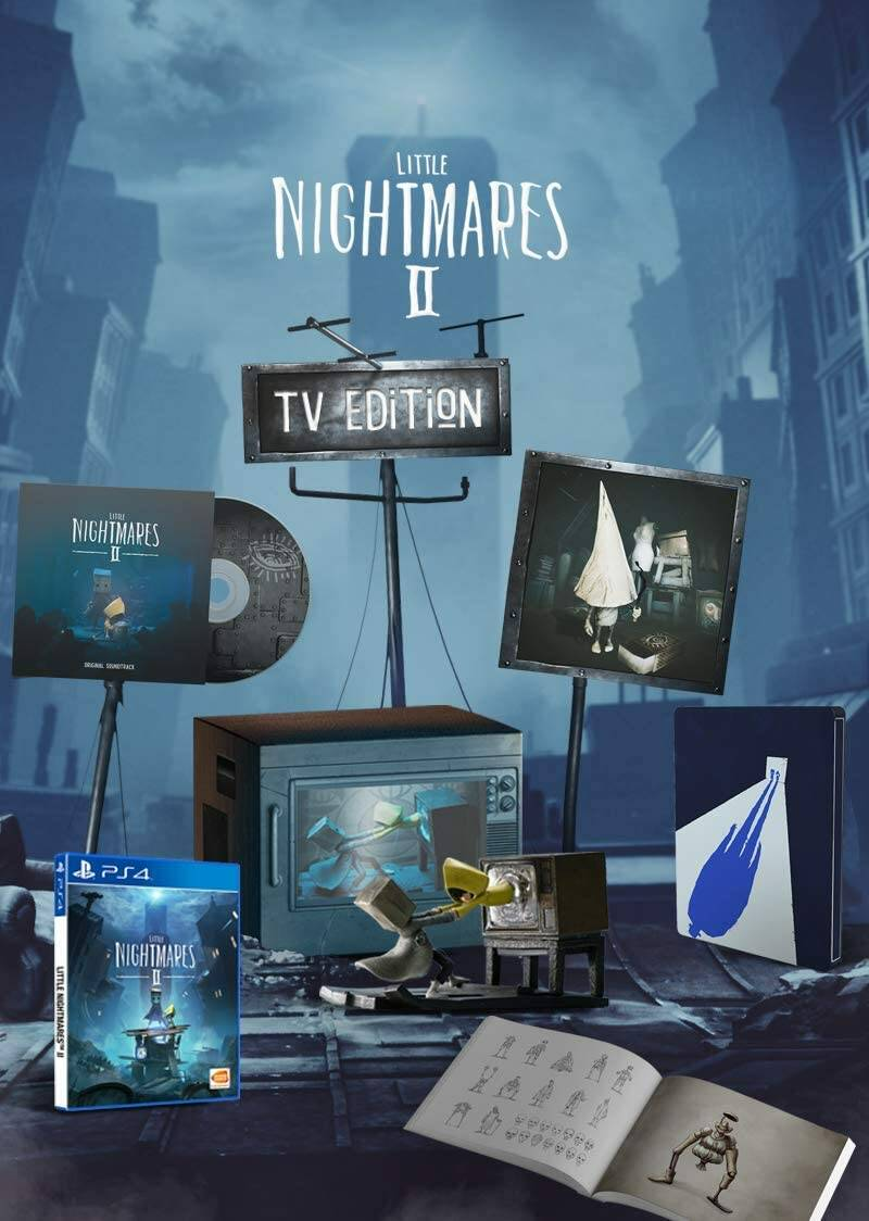 Little Nightmares 2 TV Edition