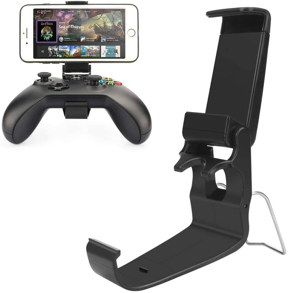 Xbox One controller holder smartphone