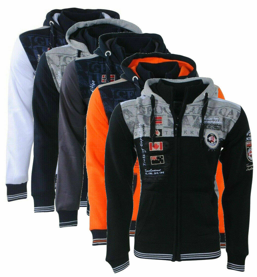Felpa GEOGRAPHICAL NORWAY Geday Uom0