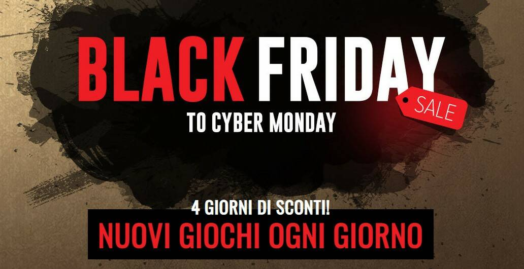 Instant Gaming Black Friday Cyber Monday