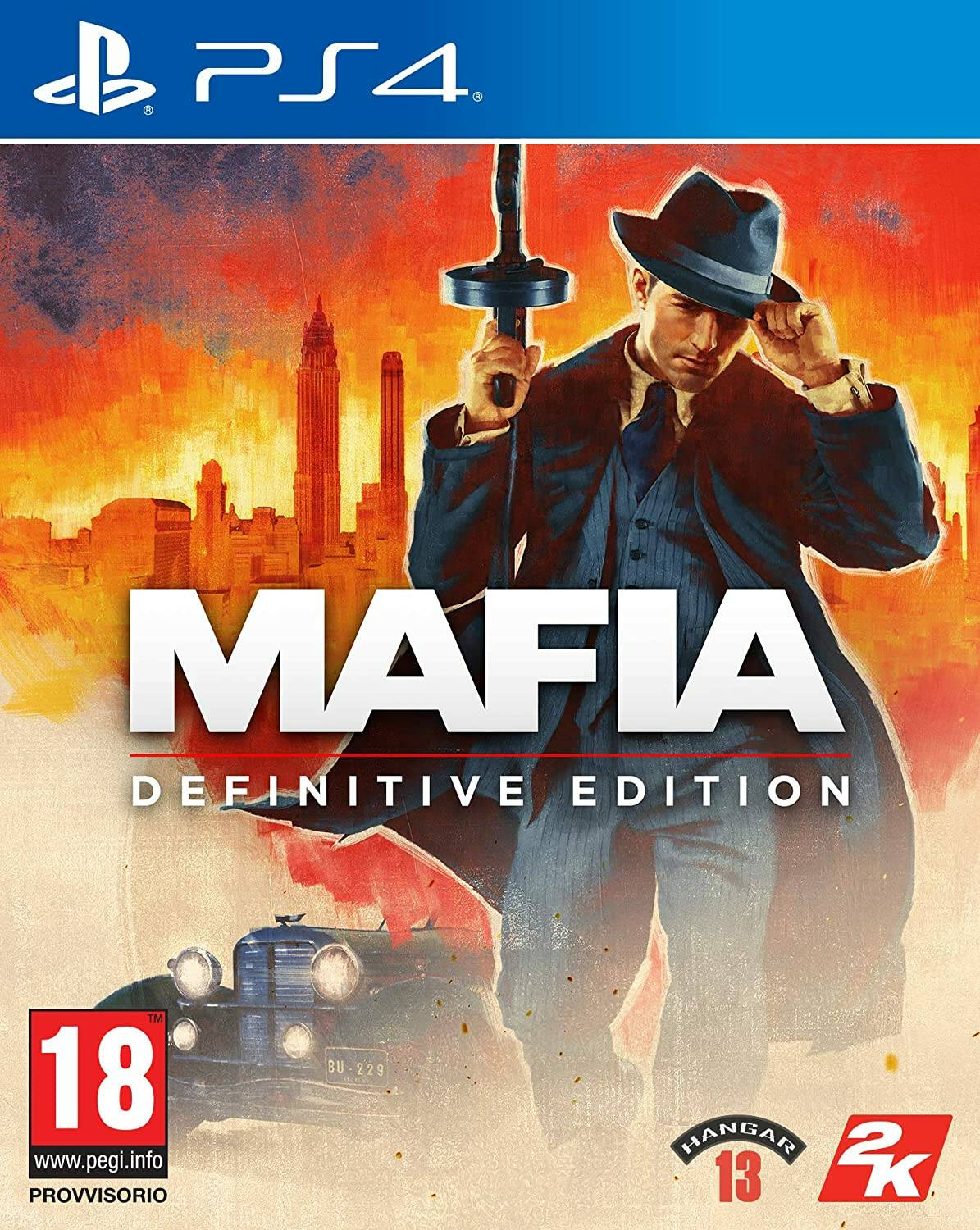 Mafia Limited Edition Box Art