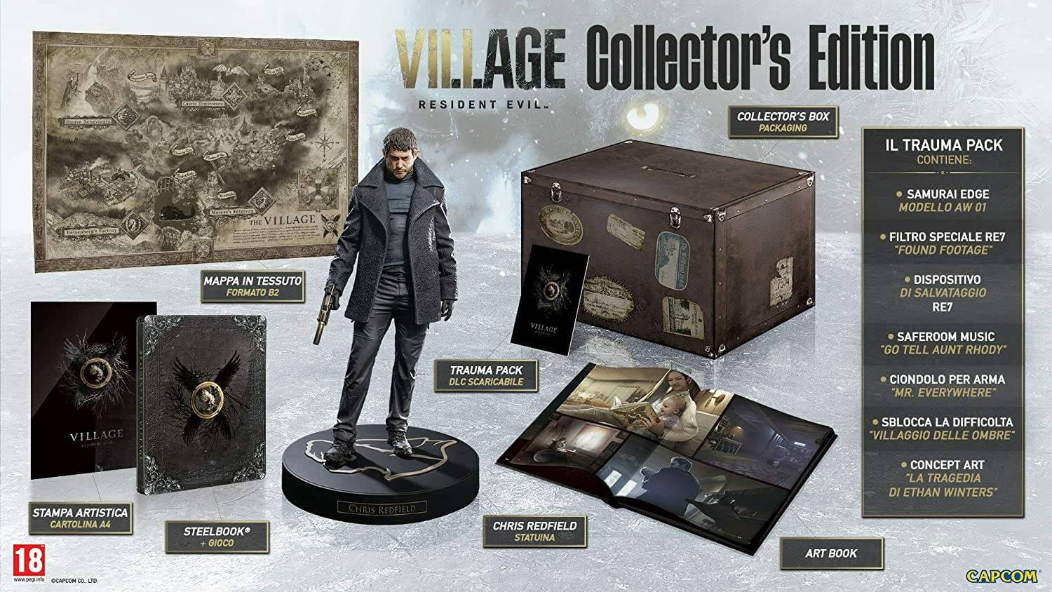 Resident Evil Village - Collector's Edition - Collector's