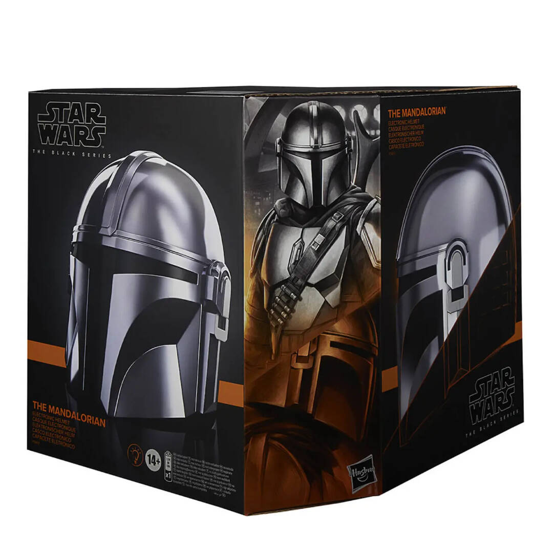 elmo elettronico The Mandalorian Star Wars: The Black Series di Hasbro