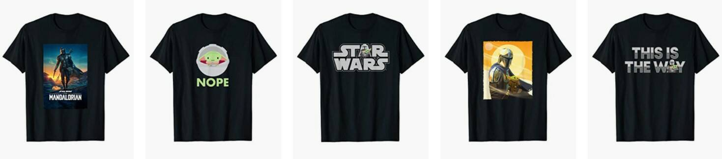 Star Wars T-Shirt Amazon