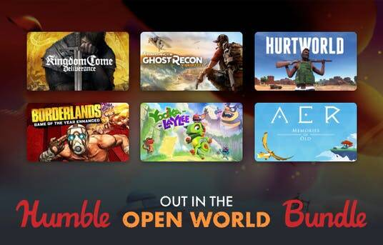 Humble Out On The Open World Bundle