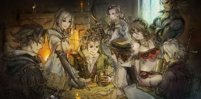Octopath Traveler per PC classificato in Corea: finisce l'esclusività?