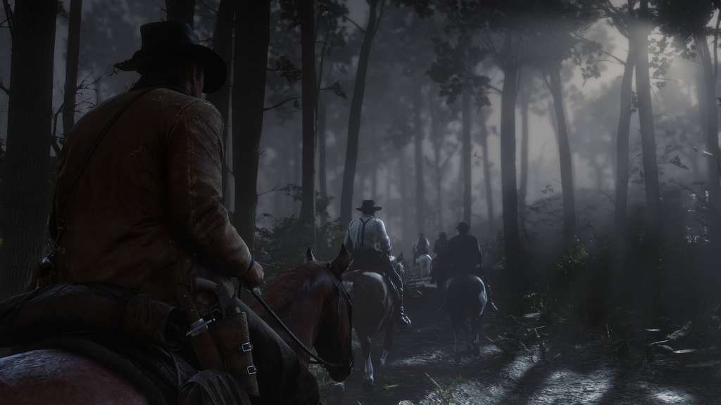 Red Dead Redemption 2 Screeshot 07