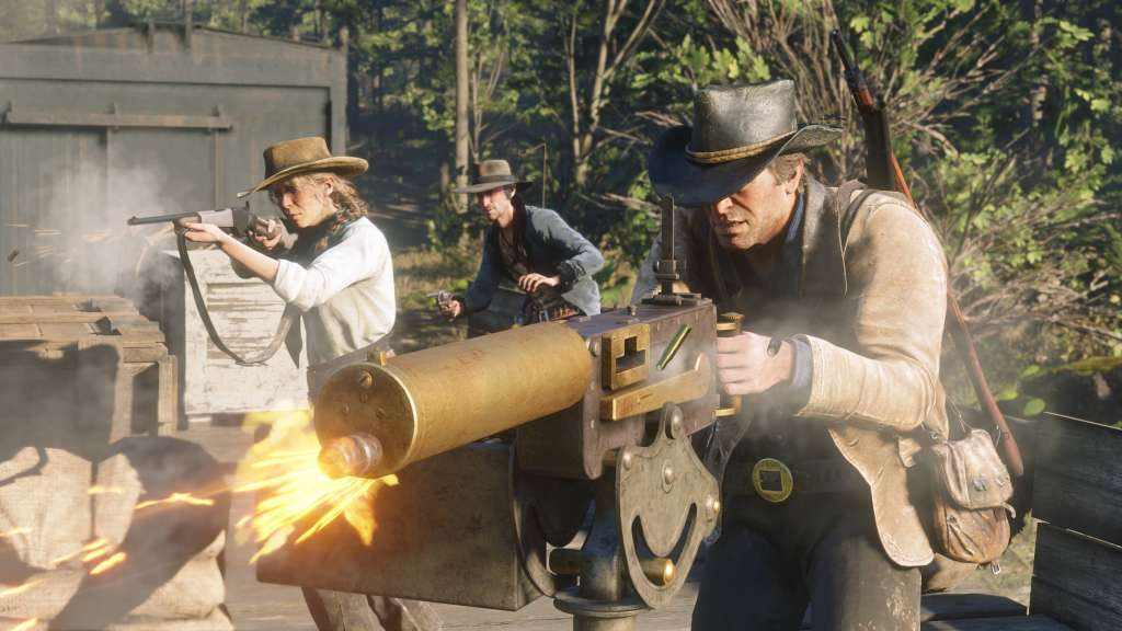 Red Dead Redemption 2 Screeshot 014