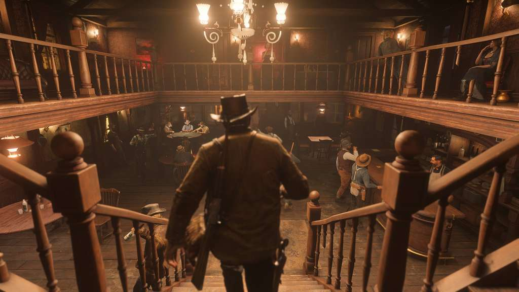 Red Dead Redemption 2 Screeshot 015