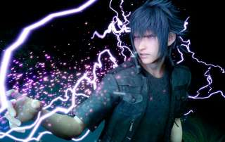 final fantasy XV backlog