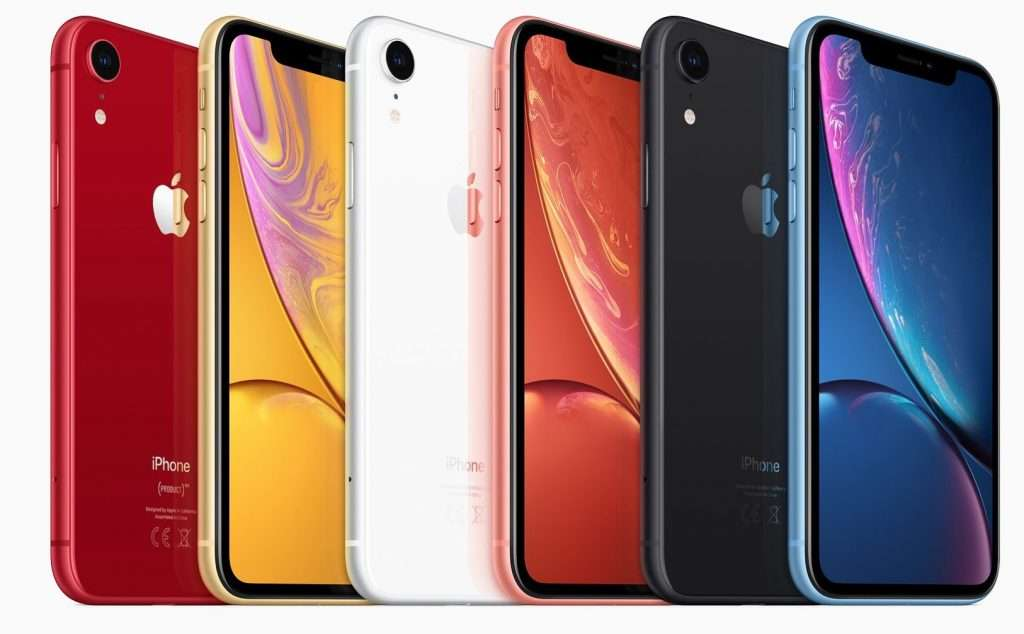 iphone xr colori