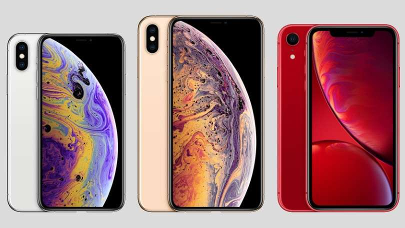 iphone xs max iphone xr