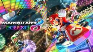 Il volante HORI di Mario Kart arriva in occidente