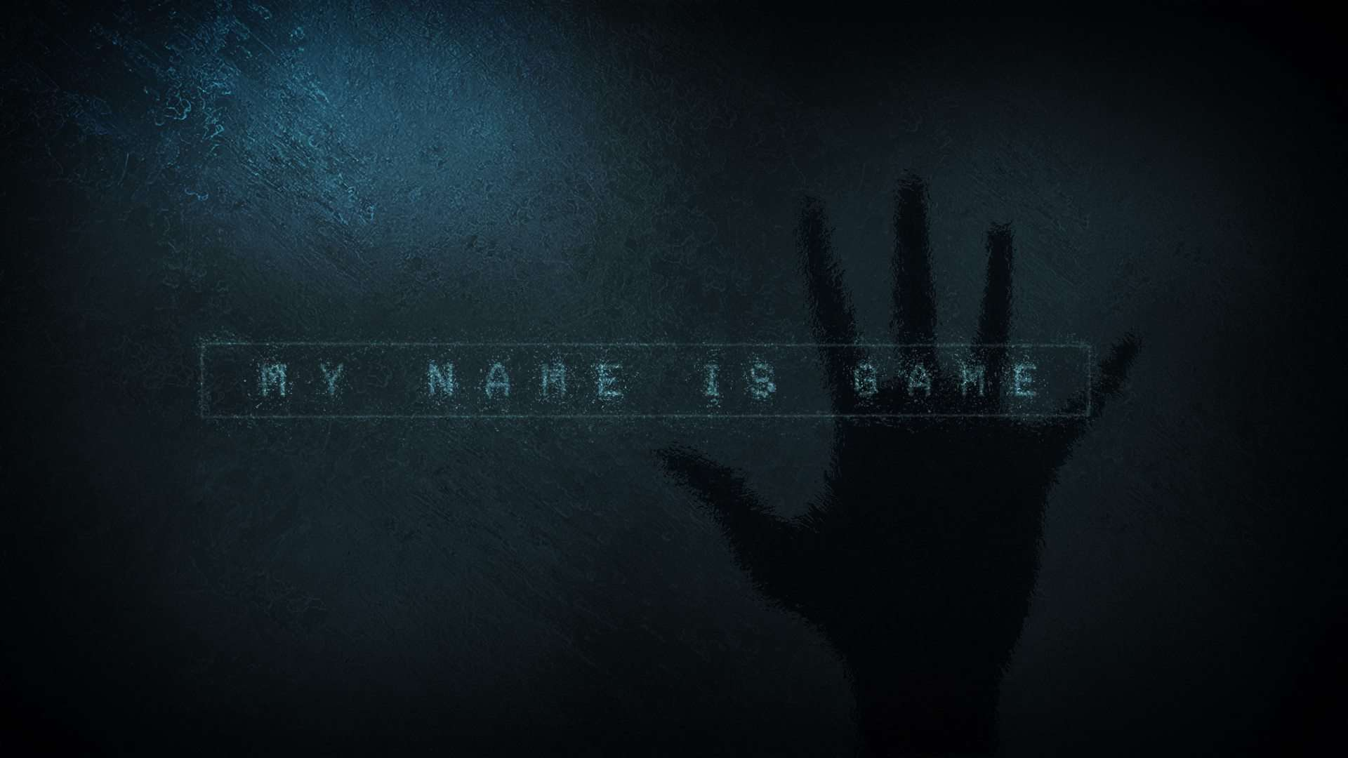 my name is game