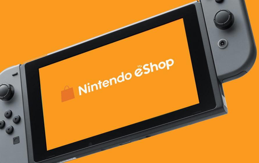 nintendo eshop di switch