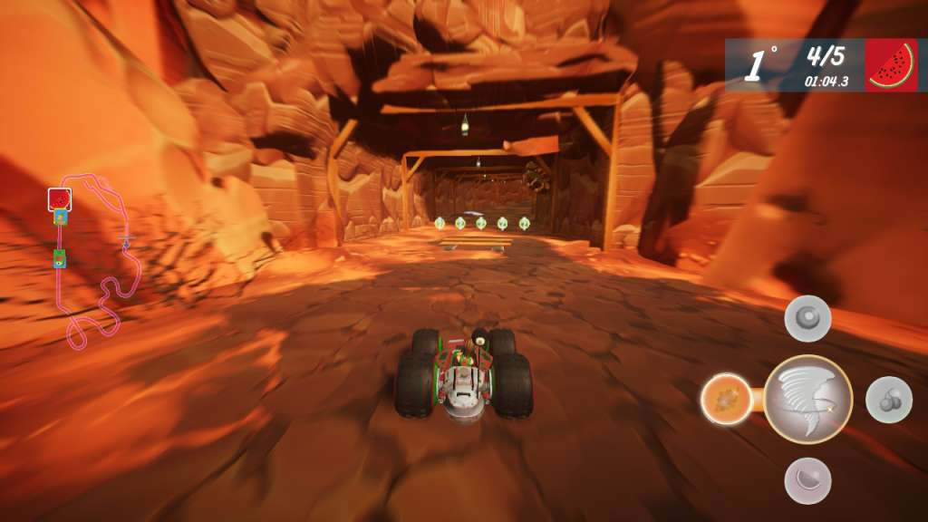All-Star Fruit Racing | Recensione Switch