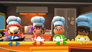 Overcooked 2: Disponibile il DLC Surf 'n' Turf