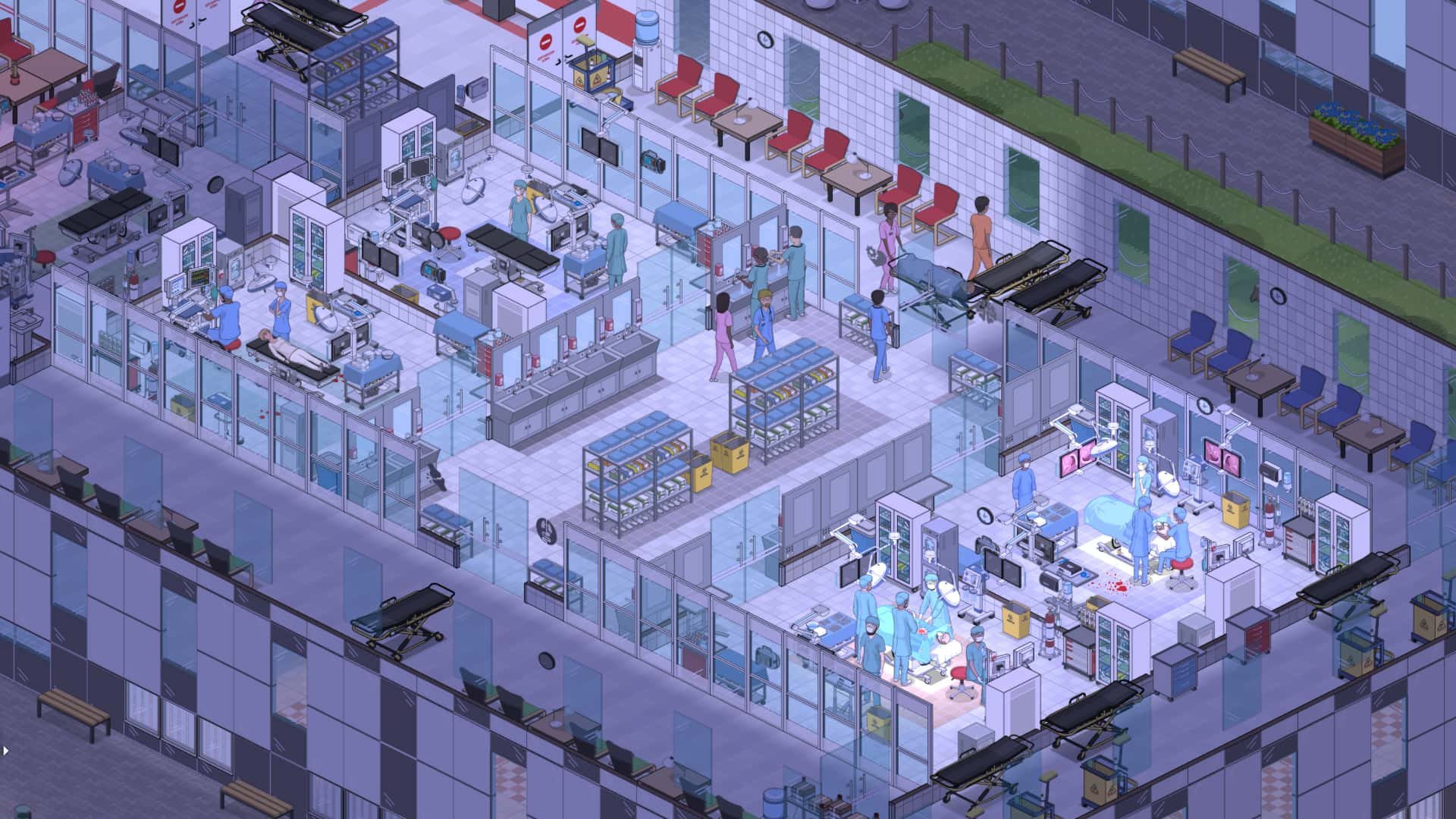 Project Hospital Recensione