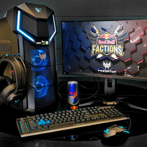 acer red bull factions