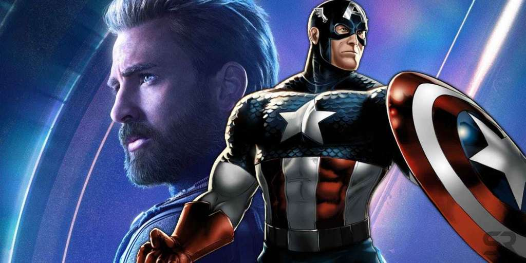 Ryan Reynolds in lacrime per l'addio di Chris Evans da Captain America