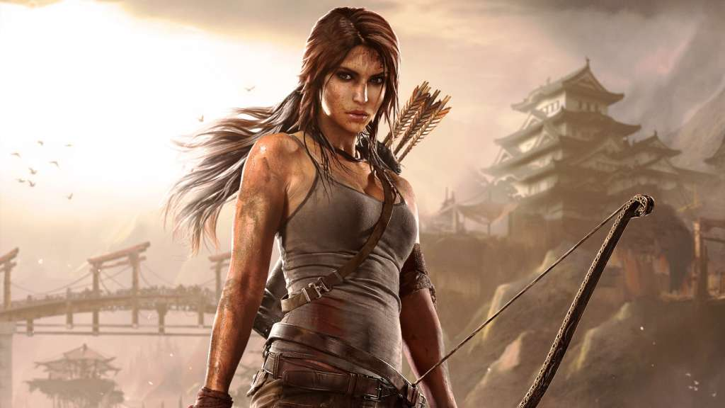 tomb raider humble store