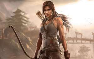 lara croft tomb raider reboot