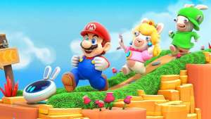 mario + rabbids kingdom battle nintendo
