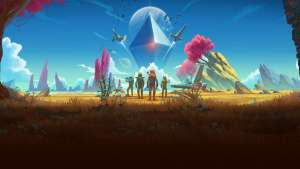 No Man's Sky Beyond, la box art ufficiale