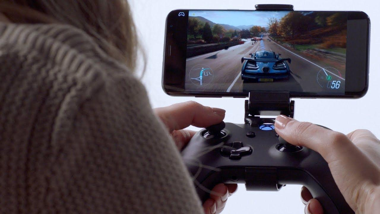 project xcloud streaming