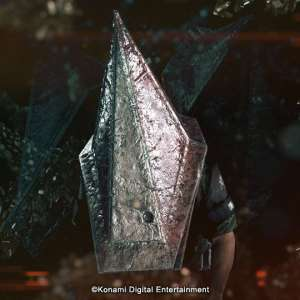pyramid head metal gear survive
