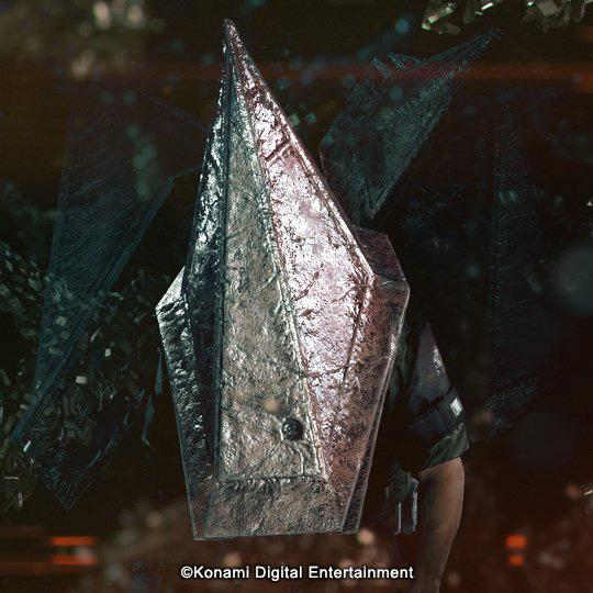 Metal Gear Survive accoglie Pyramid Head da Silent Hill