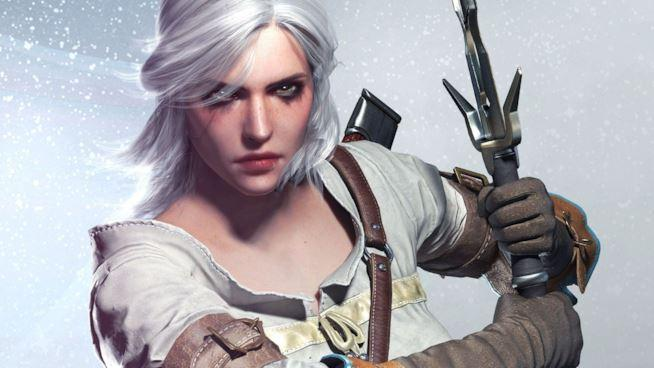 serie tv di the witcher ciri