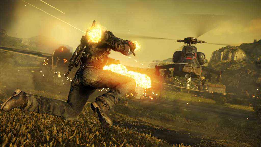 Just Cause 4 provato