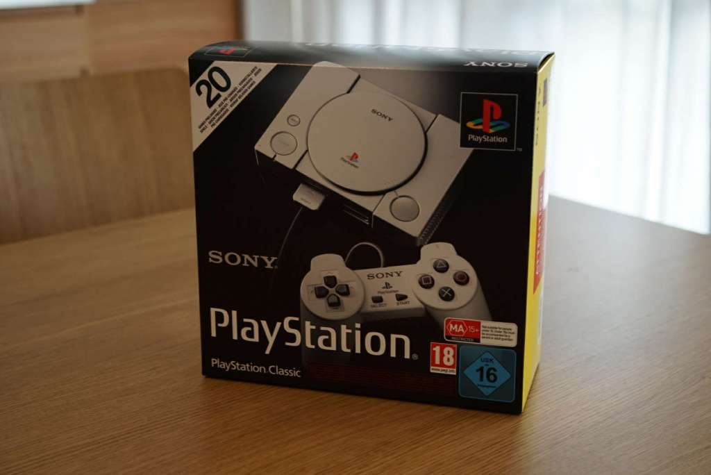 playstation classic spaziogames