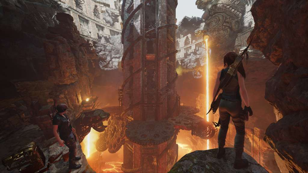 The Forge Shadow of the Tomb Raider 1
