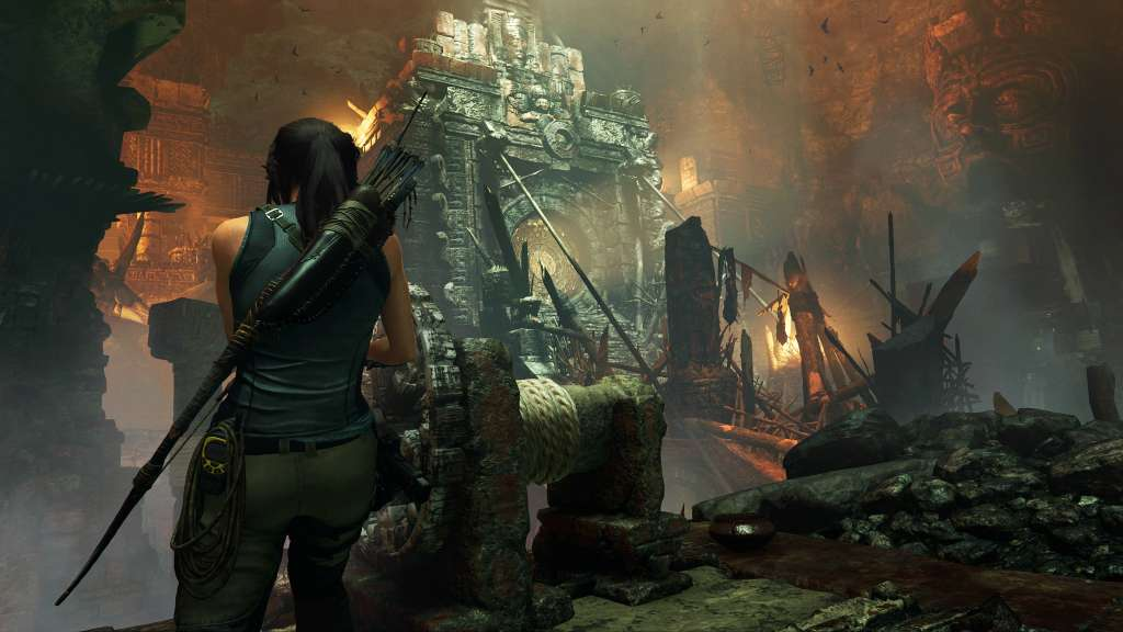 The Forge Shadow of the Tomb Raider 3