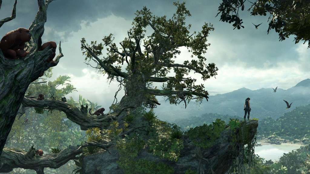 The Forge Shadow of the Tomb Raider 5