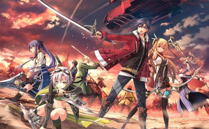 The Legend of Heroes: Trails of Cold Steel I & II ha le voci JAP su PC
