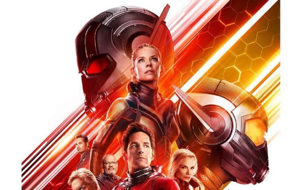 Ant-Man and The Wasp disponibile in Blu-ray, DVD e Digital HD