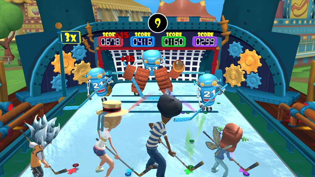 Carnival Games   Recensione Switch