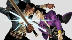 Travis Strikes Again: No More Heroes anche in versione retail