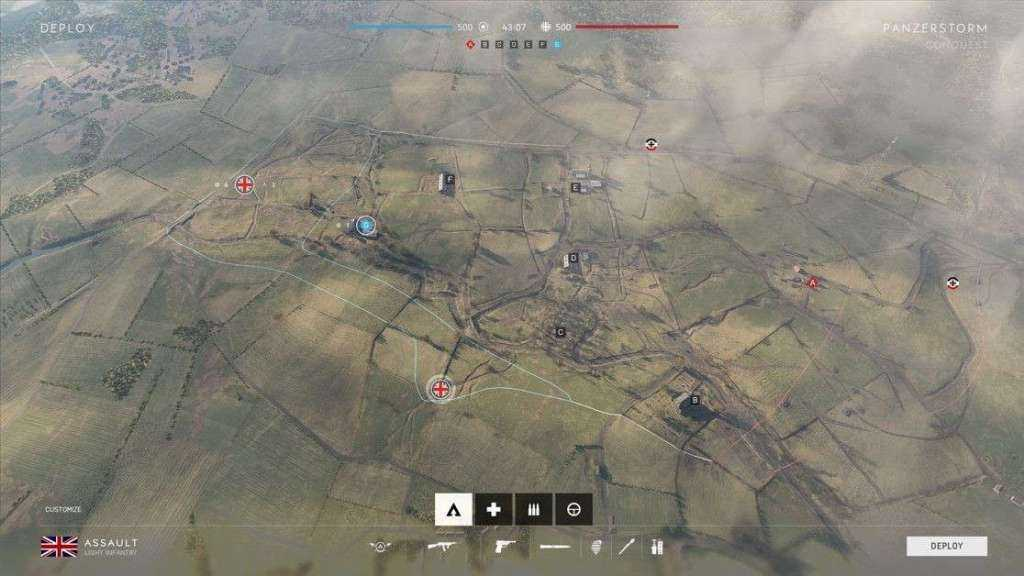 Battlefield V Tides of War Chapter 1 Overture 6