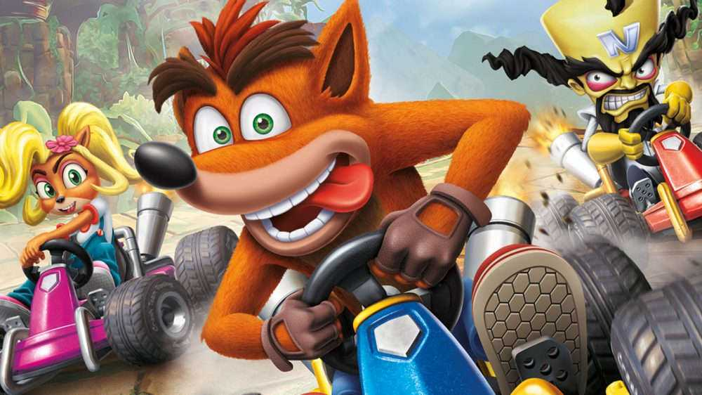 Crash Team Racing Speciale - IMG_7