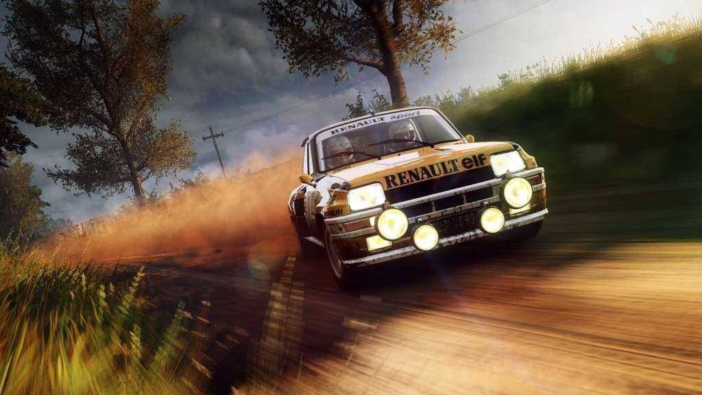 DiRT Rally 2.0 Provato