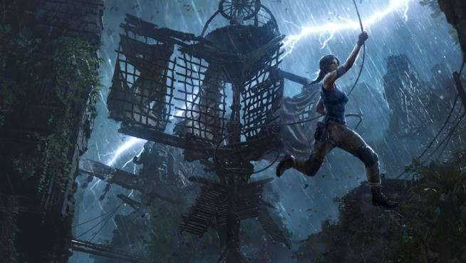 Il Pilastro Shadow of the Tomb Raider Cover