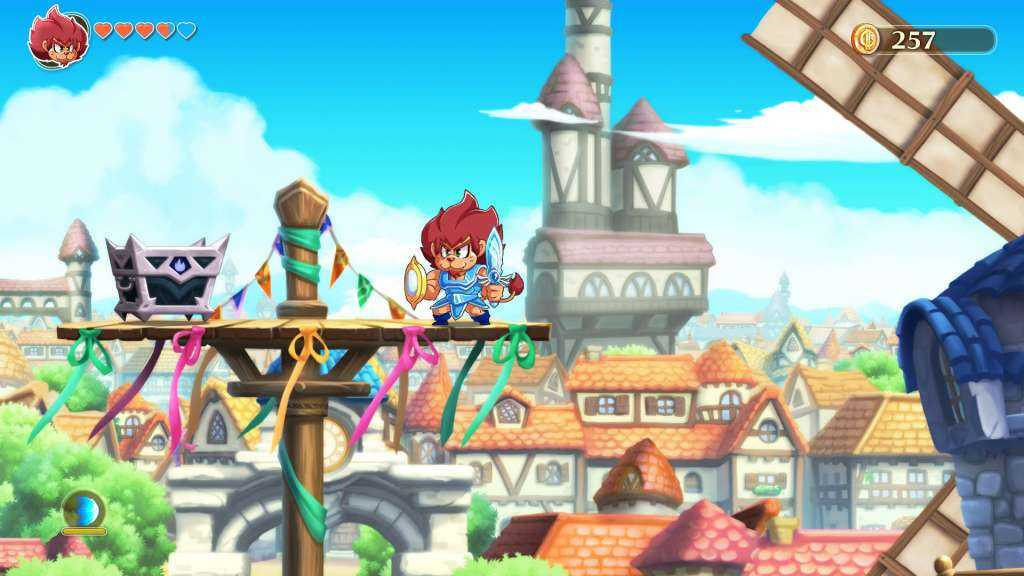 Monster Boy and the Cursed Kingdom - 4