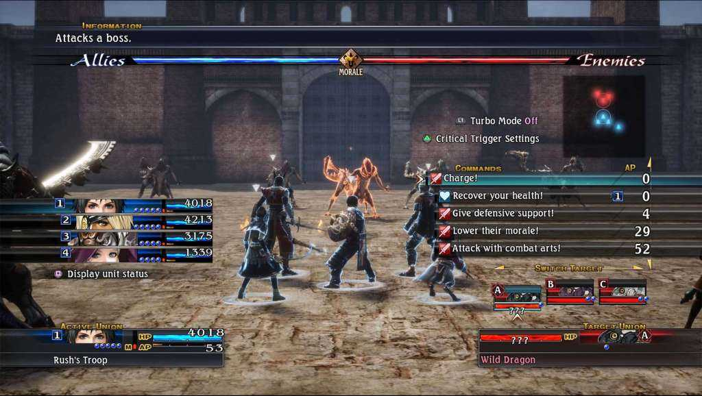 The Last Remnant Remastered 2