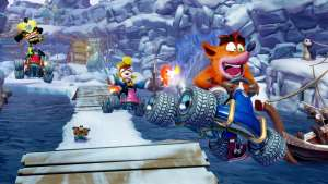 Crash Team Racing: Nitro-Fueled Retro Tour Grand Prix