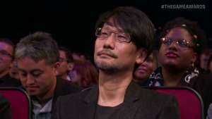 hideo kojima game awards