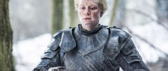 game of thrones lady brienne